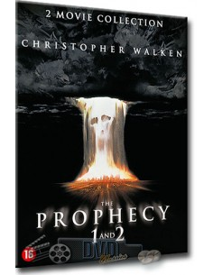 Prophecy 1 & 2 - Brittany Murphy, Christopher Walken - DVD (2011)