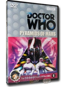 Doctor Who - Pyramids of Mars - DVD (1975)