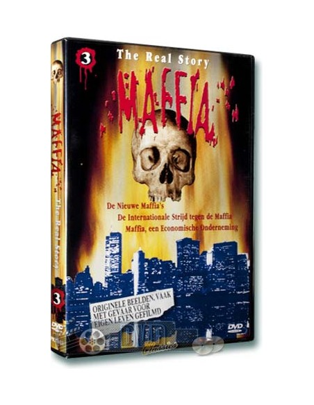 Maffia The Real Story - deel 3 - DVD