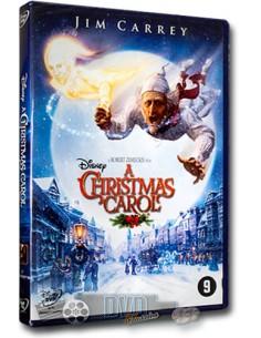 A Christmas Carol - Jim Carrey - Walt Disney - DVD (2009)