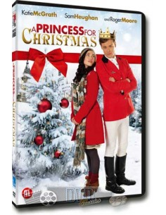 A Princess for Christmas - Katie McGrath, Roger Moore - DVD (2011)