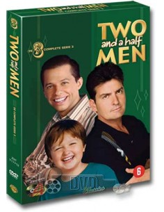Two And A Half Men - Season 03 - Charlie Sheen - DVD (2005)