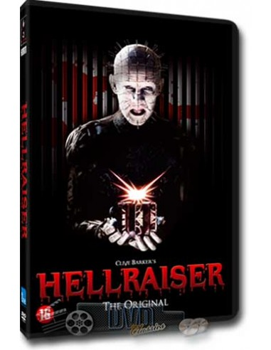 Hellraiser - Andrew Robinson, Ashley Laurence, Clare Higgins- DVD (1987)