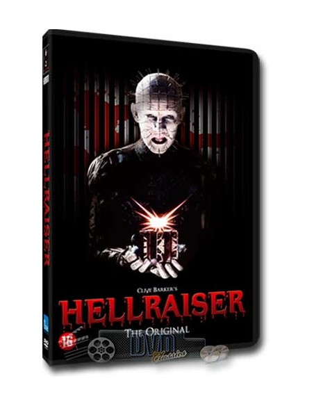 Hellraiser - Andrew Robinson, Ashley Laurence - DVD (1987