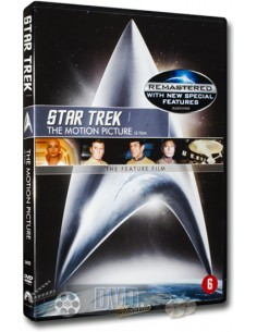 Star Trek  1 - The Motion Picture - Leonard Nimoy - DVD (1979)