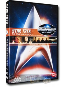 Star Trek  3 - The Search for Spock - Leonard Nimoy - DVD (1984)