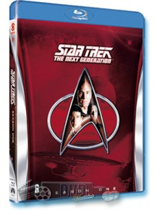 Star Trek The Next Generation - Seizoen 1 - Blu-Ray (1987)