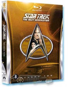 Star Trek The Next Generation - Seizoen 2 - Blu-Ray (1988)