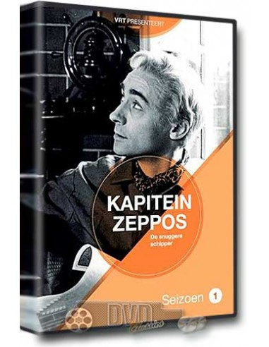 Kapitein Zeppos - Seizoen 1 - DVD