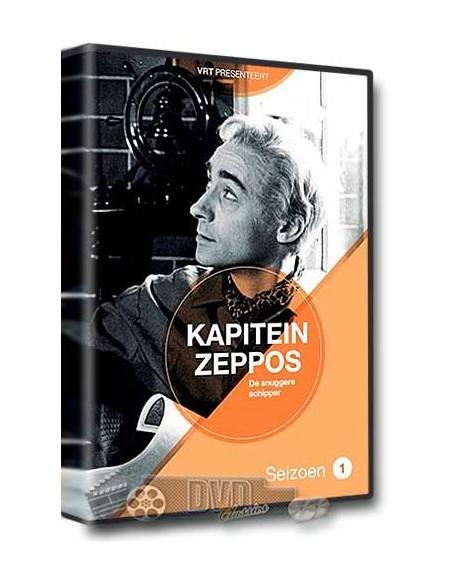 Kapitein Zeppos - Season 1 - DVD