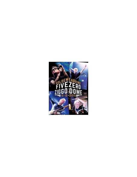 Golden Earring - Five Zero - DVD (2016)