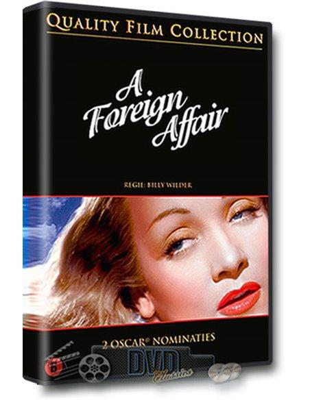 A Foreign Affair - Jean Arthur, Marlene Dietrich - DVD (1948)