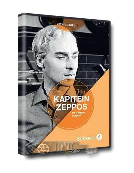 Kapitein Zeppos - Season 2 - DVD ()