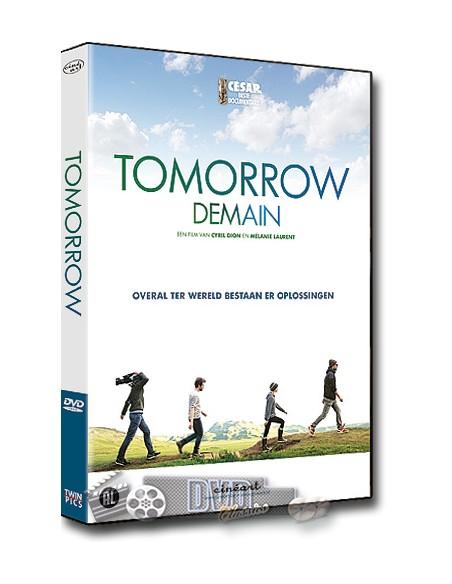 Melanie Laurent Cyril Dion - Tomorrow (Demain) - DVD (2016)