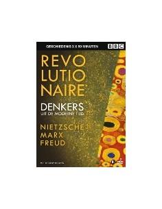 Revolutionaire denkers uit de moderne tijd - DVD (2016)