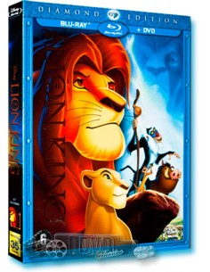 Lion king - Blu-Ray (1994)