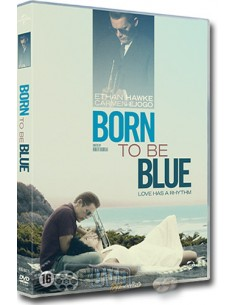 Born to be Blue - Chet Baker, Ethan Hawke - DVD (2014)