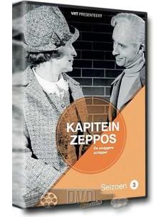 Kapitein Zeppos - Seizoen 3 - Senne Rouffaer - DVD ()