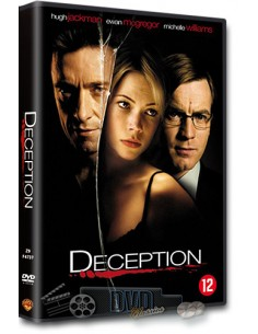 Deception - Hugh Jackman, Ewan Mcgregor - DVD (2008)