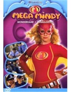 Mega Mindy - Wonderhaar & winkeldieven - DVD (2006)