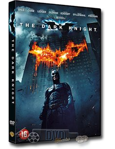 The Dark Knight - Christian Bale, Maggie Gyllenhaal - DVD (2008)