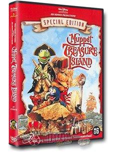 Muppets Treasure Island - Walt Disney - DVD (1996)