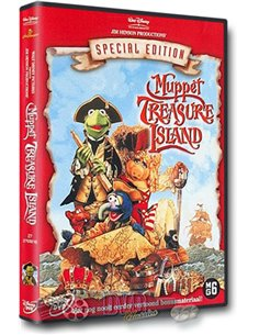 Muppets Treasure Island - Walt Disney - DVD (1996)