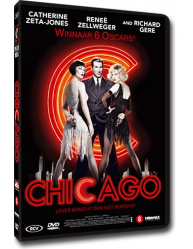 Chicago - Renée Zellweger, Richard Gere - DVD (2002)