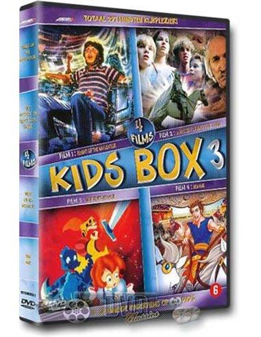 Kids box 3 - DVD (2005)