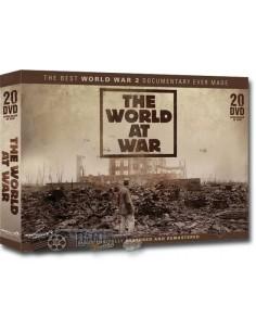 World At War - [20DVD box] - DVD (2017)