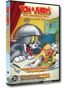 Tom & Jerry - Beste achtervolgingen 4 - DVD (2010)