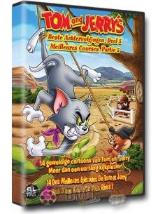 Tom & Jerry - Beste achtervolgingen 5 - DVD (2010)