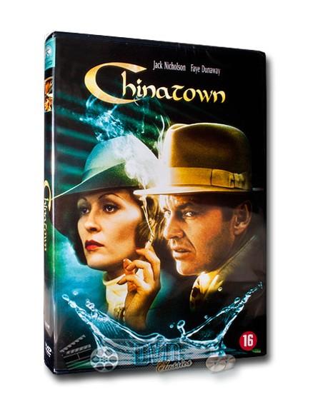 Chinatown - Jack Nicolson, Faye Dunaway - DVD (1974)