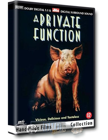 A Private Function - Michael Palin, Maggie Smith - DVD (1984)