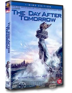 Day after tomorrow - DVD (2004)