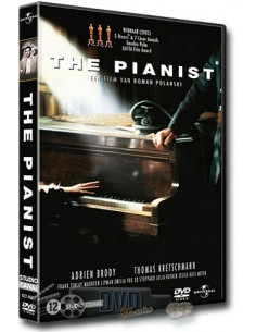 The Pianist - Adrien Brody, Emilia Fox - DVD (2002)
