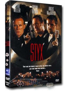 Styx - Peter Weller, Bryan Brown, Angus Macfadyen - DVD (2001)