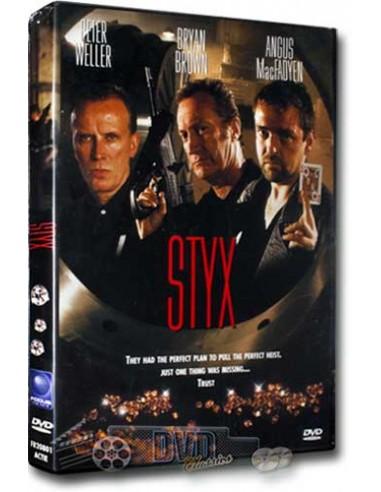Styx - Peter Weller, Bryan Brown, Angus Macfadyen - DVD (2001)