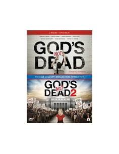 God's not dead box - DVD (2018)