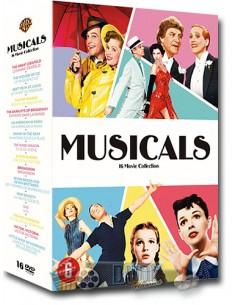 Musicals - 16 movie collection - DVD (2017)