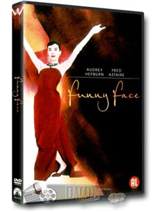 Funny Face - Audrey Hepburn, Fred Astaire, Kay Thompson - DVD (1954)