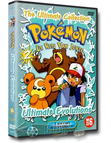 Pokemon Ultimate 2 - Evolutions- DVD