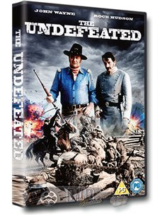 The Undefeated  - DVD ()