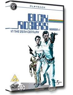 Buck Rogers In The 25th Century Season 1 - Gil Gerard - DVD (1979)
