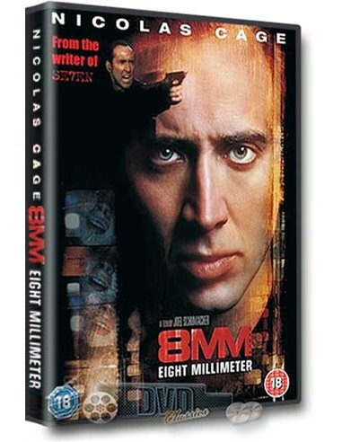 8MM - Nicolas Cage, Joaquin Phoenix - DVD (1999) DVD-Classics Impression!