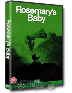 Rosemarys Baby - Mia Farrow, John Cassavetes - DVD (1968)