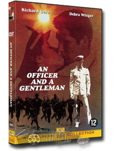 An Officer and a Gentleman - Richard Gere, Debra Winger - DVD (1982)