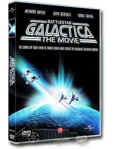 Battlestar Galactica - The Movie - Lorne Greene - DVD (1978)