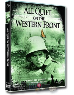 All Quiet On The Western Front - Lewis Milestone - DVD (1930)