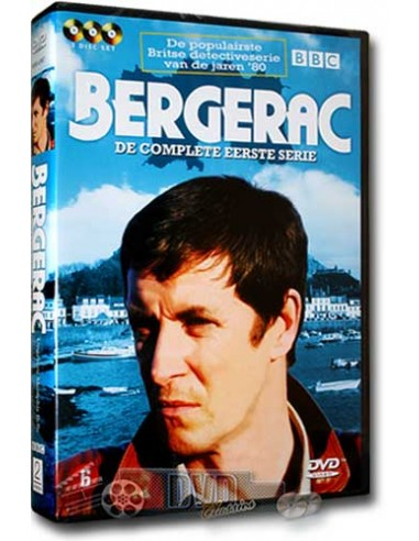 Bergerac - Seizoen 1 - John Nettles - DVD (1981)